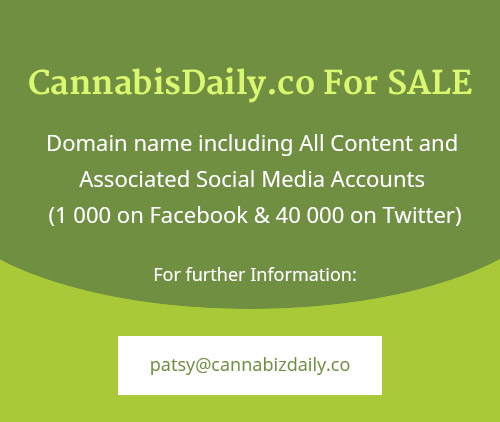 CannabizDaily.co for SALE